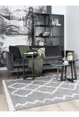 Vloerkleed Marrakesh Grey - 140 x 200 cm