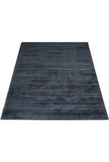 Karpet Viscose Dark Blue - 200 x 280 cm
