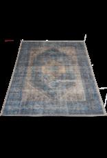 Vloerkleed Madel Groen/Blauw - 160 x 230 cm