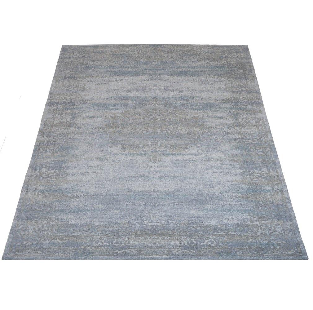 Vloerkleed Adel Medaillon Light Grey - 200 x 290 cm