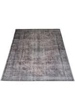 Vloerkleed Mila Antraciet/ Brown - 160 x 230 cm