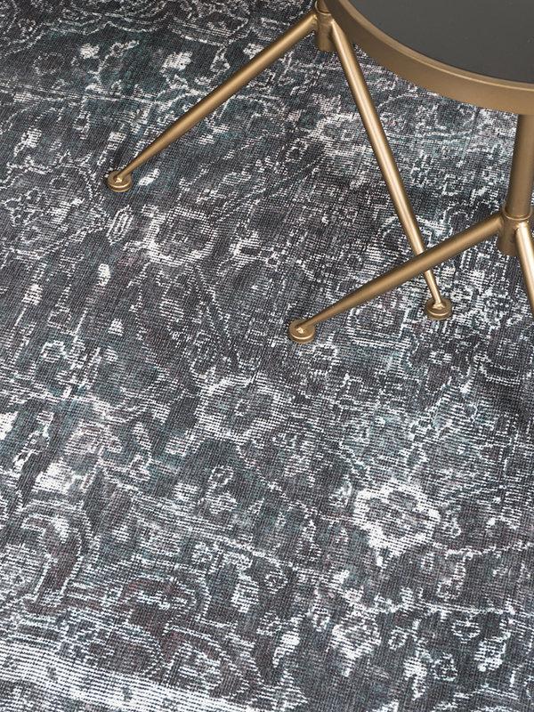 Vloerkleed Mila Antraciet - 200 x 290 cm