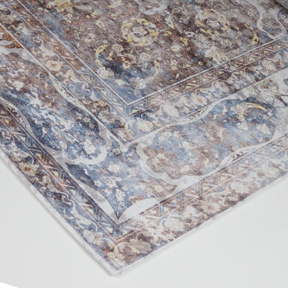 Vloerkleed Viola Taupe - 200 x 290 cm
