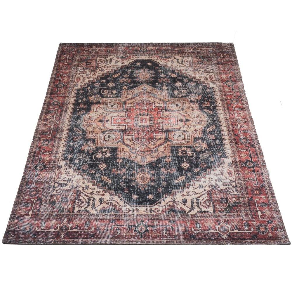 Vloerkleed Nora Rood - 200 x 290 cm