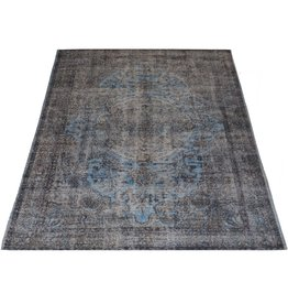 Vloerkleed Mila Groen/Blauw - 160 x 230 cm