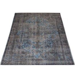 Vloerkleed Mila Groen/Blauw - 200 x 290 cm
