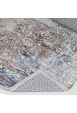 Vloerkleed Viola Taupe - 200 x 200 cm