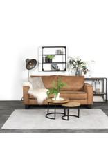 Karpet Viscose Light Grey - 200 x 280 cm