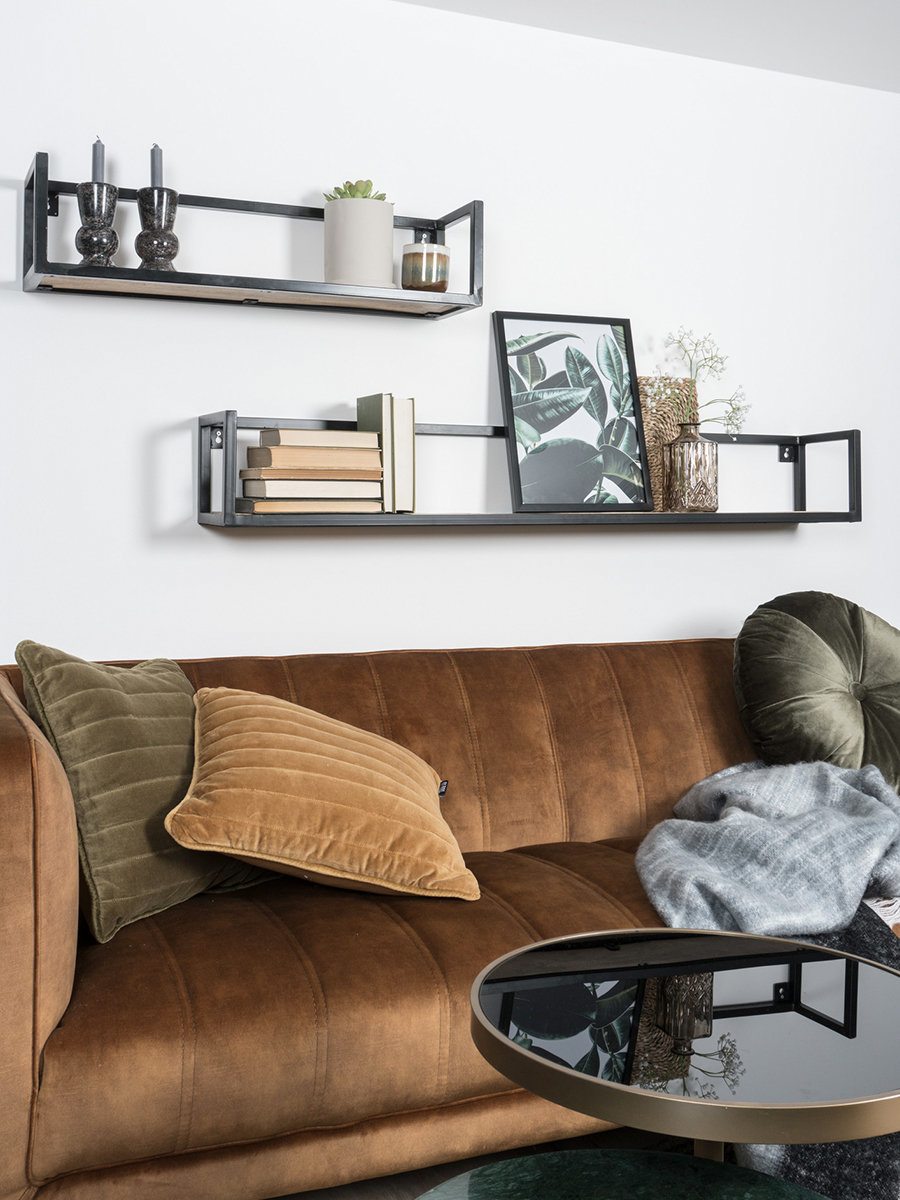 Wandplank Vintage - 140 cm