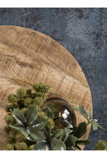 Salontafel Cilamon Zwart - 70 cm