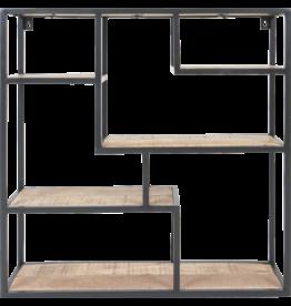 Wandkast Huub - 73 x 73 x 21 cm