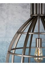Hanglamp Star Burned Steel