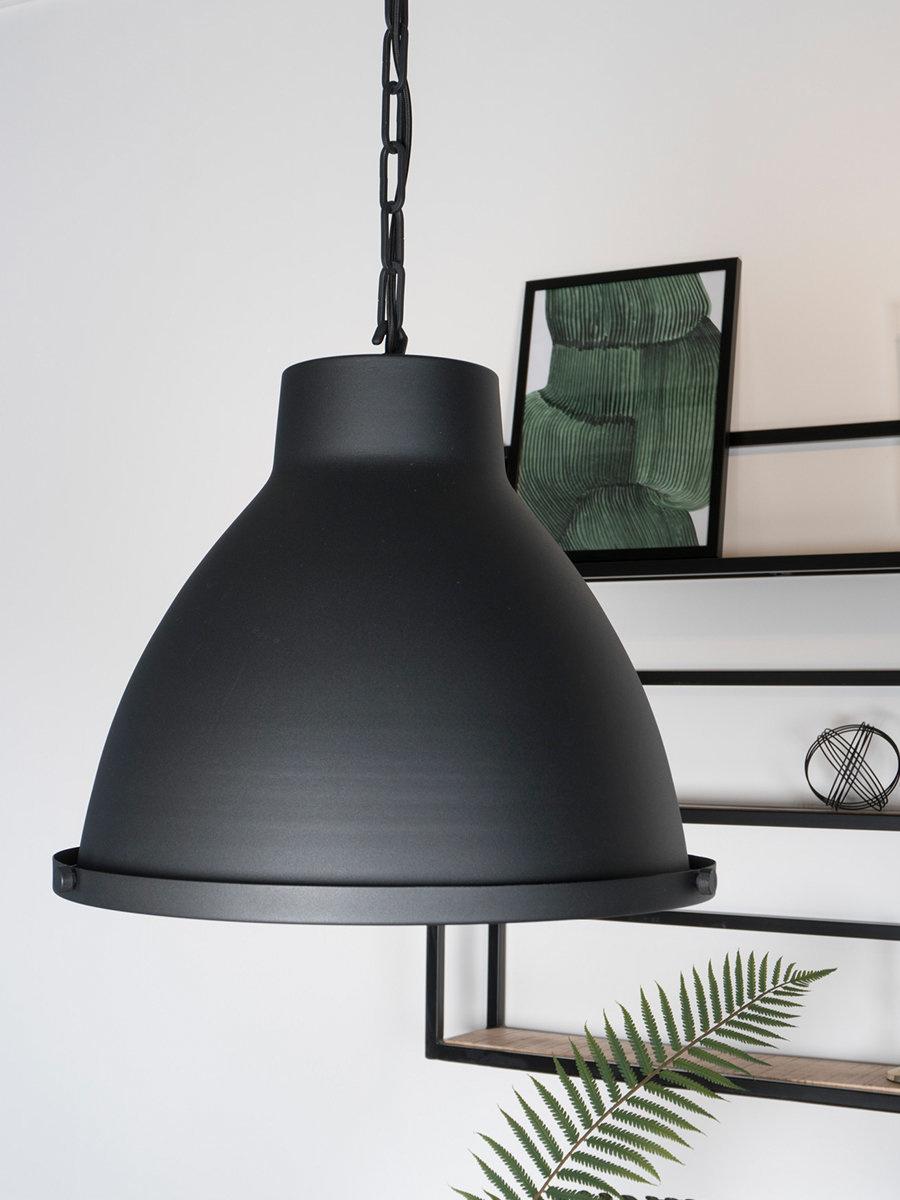 Hanglamp Breton Black