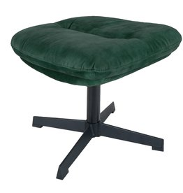 Hocker Dorus Adore Velvet - Army Green
