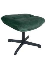 Hocker Dorus Adore Velvet - Army Green