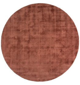Karpet Viscose Rond Terra - Ø 200 cm