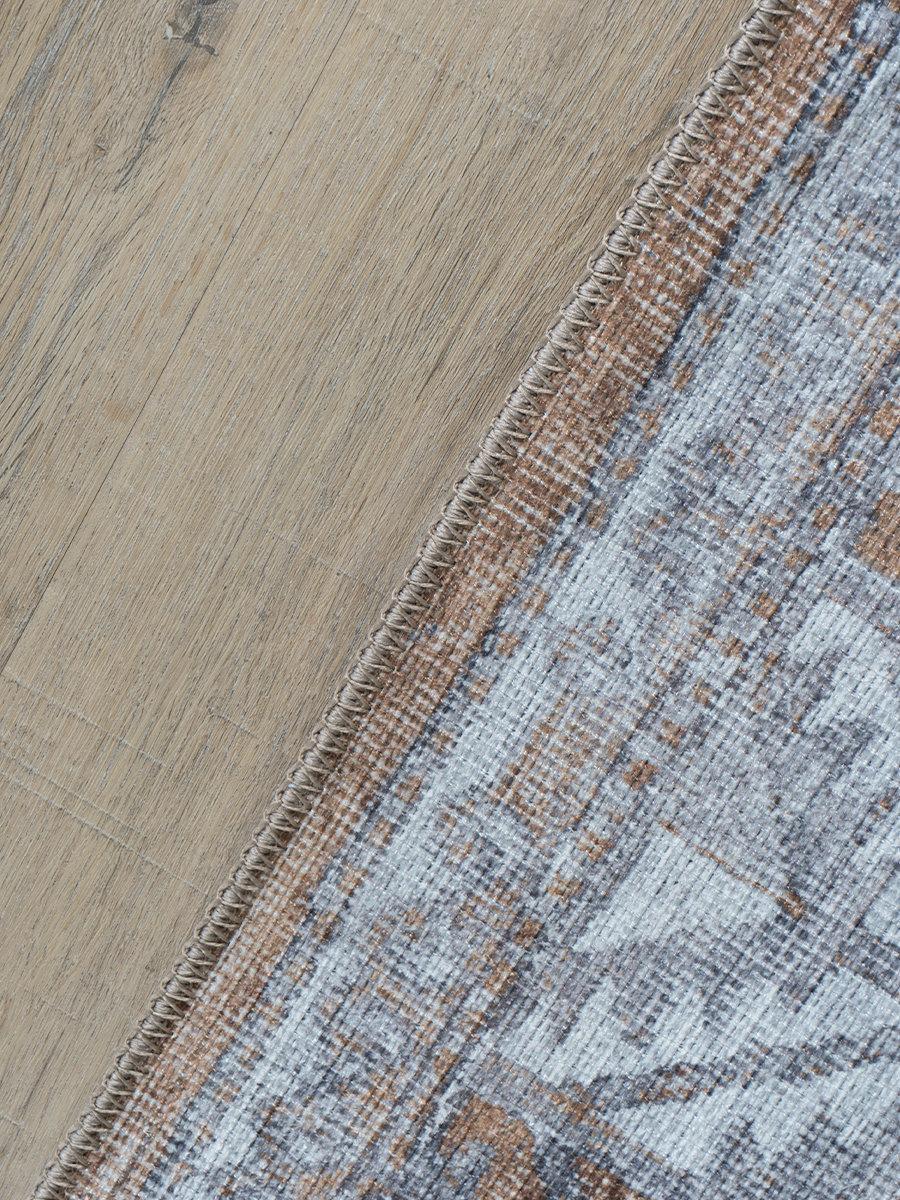 Vloerkleed Laria Brown - 160 x 230 cm