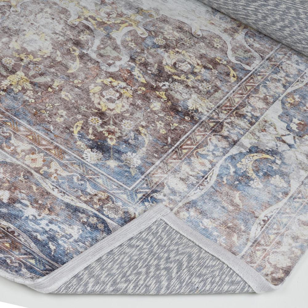Vloerkleed Viola Taupe - 160 x 230 cm