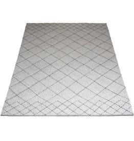 Vloerkleed Tess White 200 x 280 cm