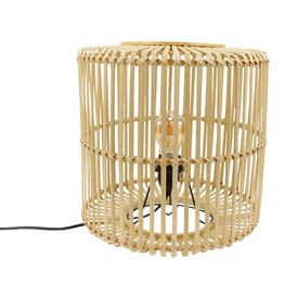 Tafellamp bamboe Ruben S