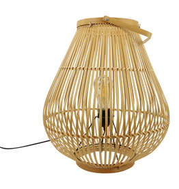 Tafellamp bamboe Finn M