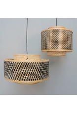 Bamboe lamp Vienna