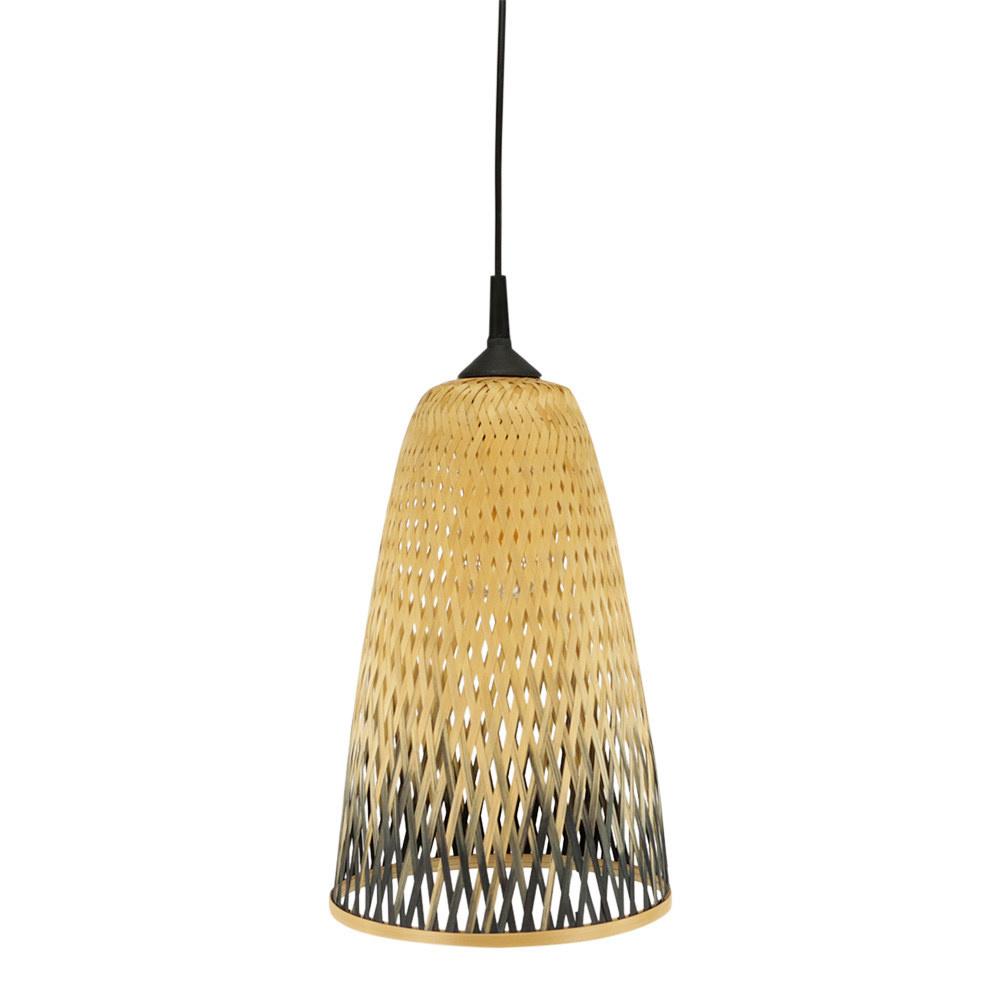 Bamboe lamp Ivan S