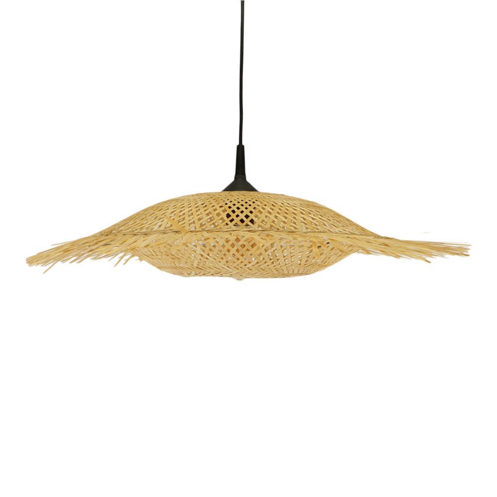 Bamboe lamp Anisa