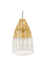 Bamboe lamp Rinca M