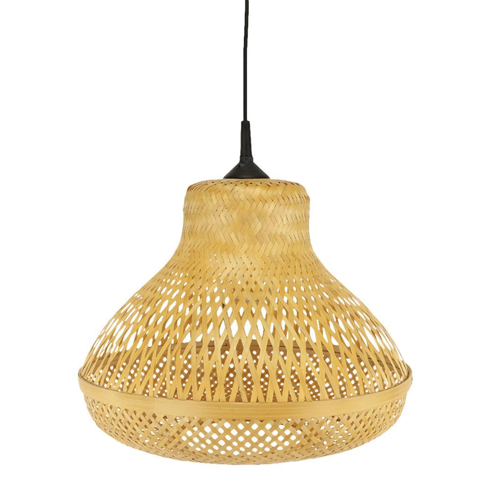 Bamboe lamp Susilo