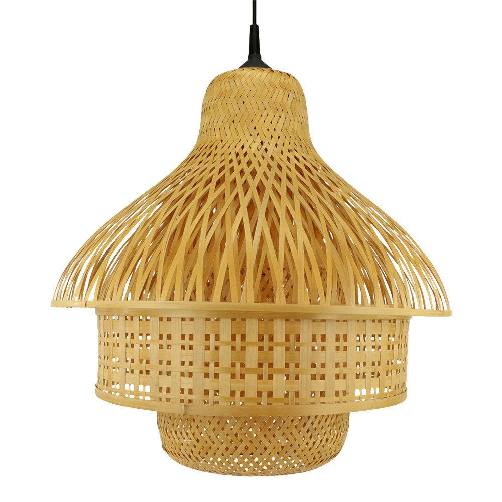 Bamboe lamp Noto
