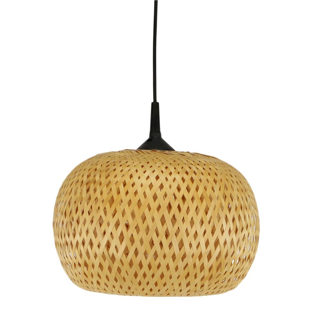 Bamboe lamp Nova S