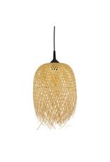 Bamboe lamp Bintan S