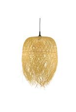 Bamboe lamp Bintan L
