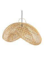 Lamp rotan naturel Meno M