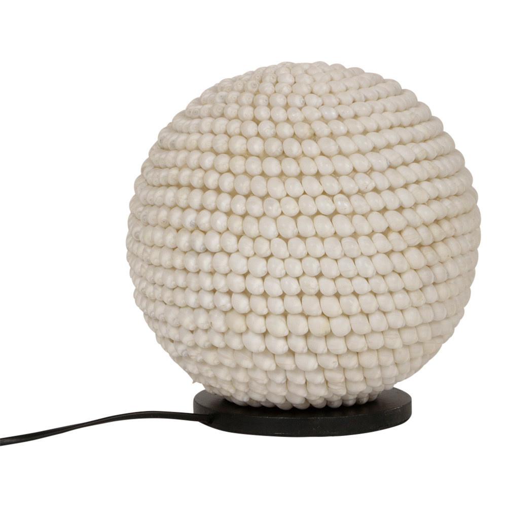 Lamp schelp rond Sura