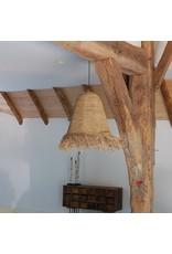 Lamp raffia naturel Mojo S