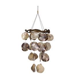 Hanglamp schelp Beau