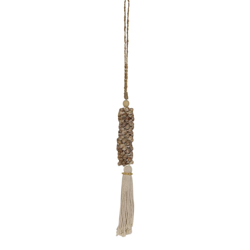 Hanger schelp creme Sita