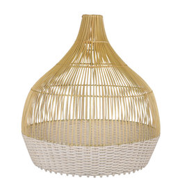 Lamp rotan naturel Eline M