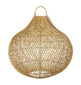 Lamp rotan naturel Lucy L