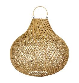 Lamp rotan naturel Lucy M