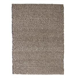 Vloerkleed PET grijs Stone XL
