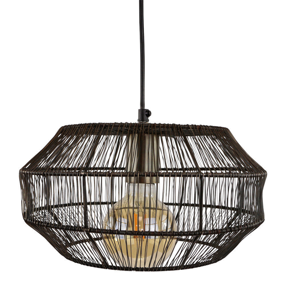 Hanglamp zwart Salerno