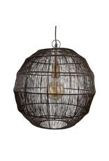 Hanglamp zwart Novara