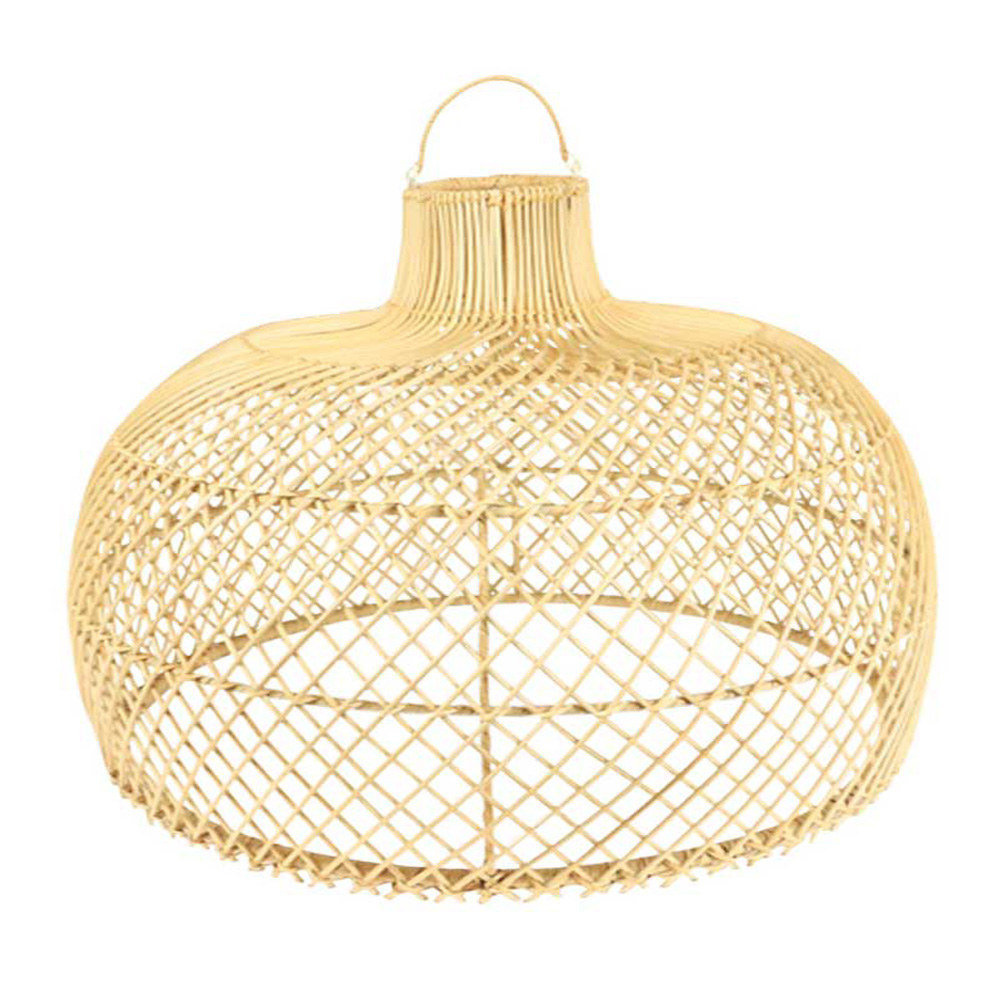Lamp rotan Debby L