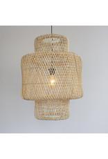Lamp rotan Janine