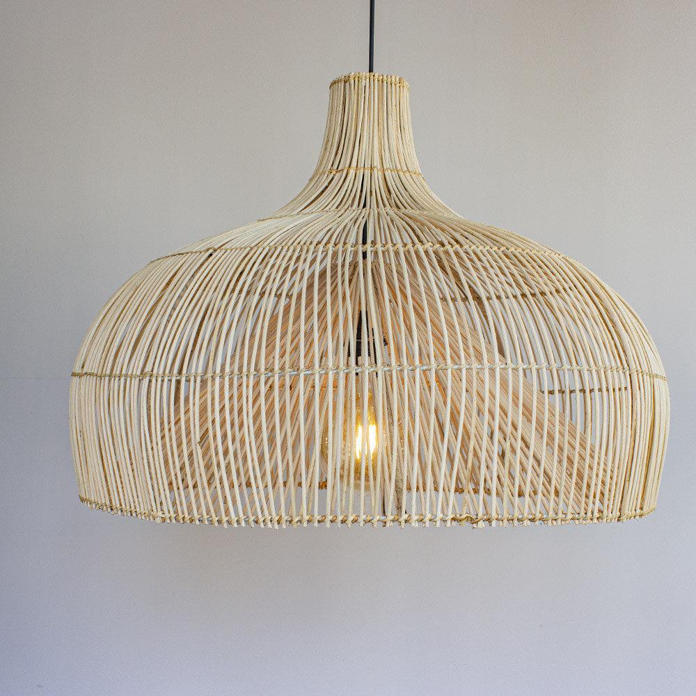 Lamp rotan naturel Maggie M
