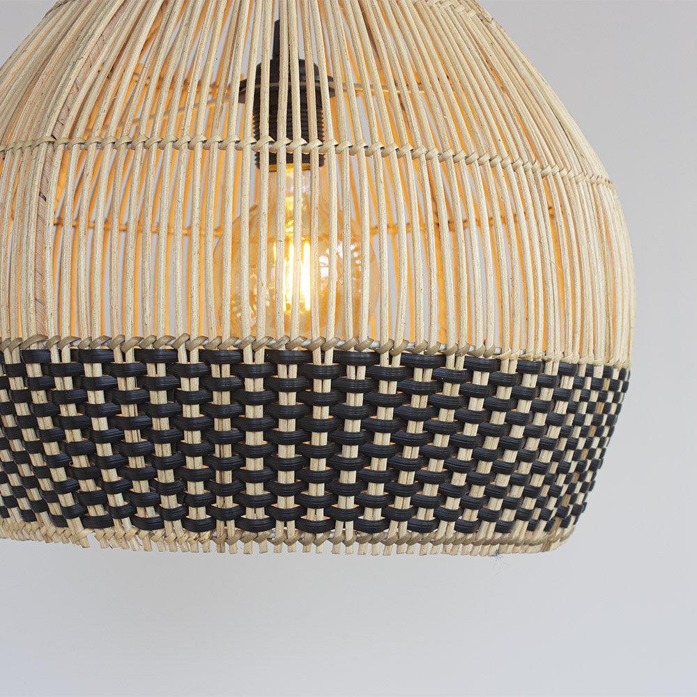 Lamp rotan Lex S