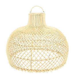Lamp rotan Debby S